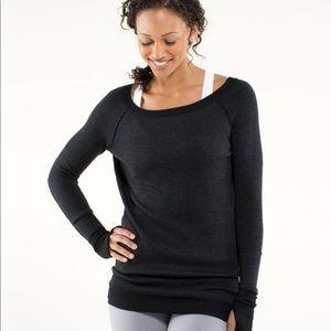 Lululemon Chai Time Sweater. Size 10.
